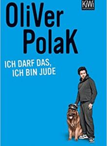 Buch Cover Oliver Polak: Ich darf das, ich bin Jude.